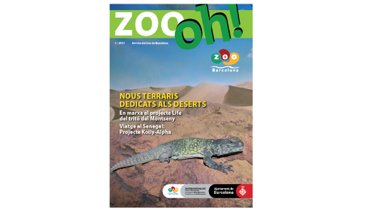 Zoo Oh! - Revista del Zoo de Barcelona